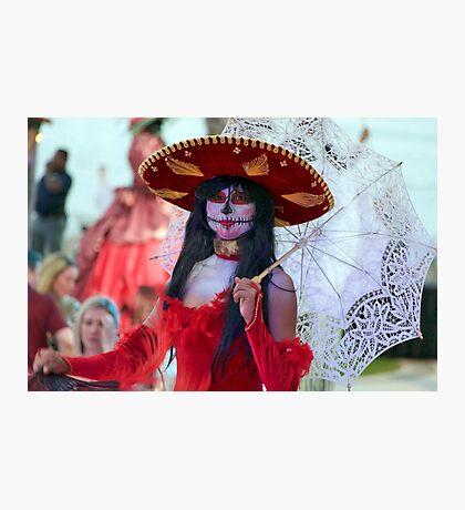 El Dia de los Muertos Photographic Print