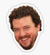 Danny McBride Sticker