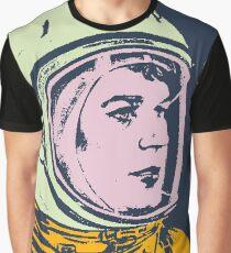 Valentina Tereshkova-2 Graphic T-Shirt