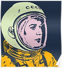 Valentina Tereshkova-2 Poster