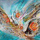 The Angel Wings #10. The five roses by Elena Kotliarker