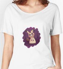 Mimikyu Sticker Women's Relaxed Fit T-Shirt