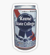 Keene State PRB Sticker