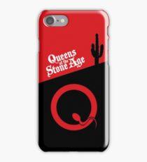 QOTSA Queens of the Stone Age iPhone Case/Skin