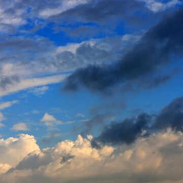 Magic in the Clouds by agnessa38