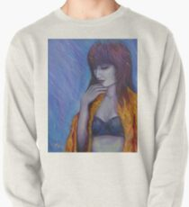 PONDEROUS INDENTATIONS Pullover