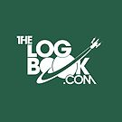 theLogBook.com New Logo in white - spacial edition by thelogbook