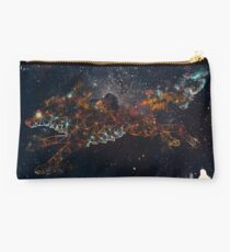 Celestial Wolf Studio Pouch