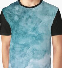 Over The Clouds Graphic T-Shirt