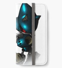Metal Sonic iPhone Wallet