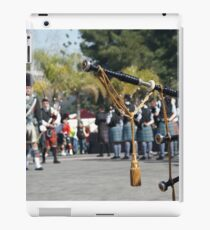 pass in review iPad Case/Skin