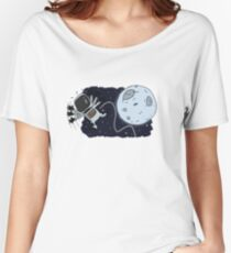 Lost Spaceman Women's Relaxed Fit T-Shirt