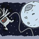 Lost Spaceman by Noahrel