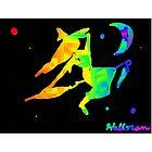 Spectrum Witch by ChuckHalloran