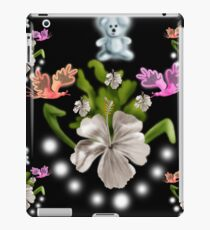 Freshness Of Flowers  iPad Case/Skin
