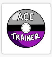 Ace Trainer Sticker