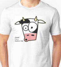 Dyslexic Cow T-Shirt