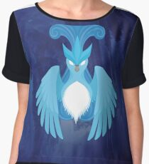 ¡Articuno! with background Chiffon Top