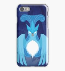 ¡Articuno! with background iPhone Case/Skin