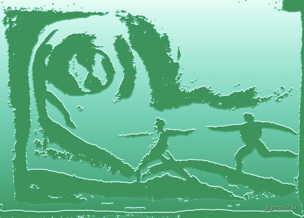 dance of life Green by glynch12xx