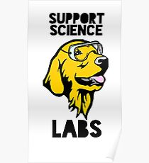 SUPPORT SCIENCE LABS Poster