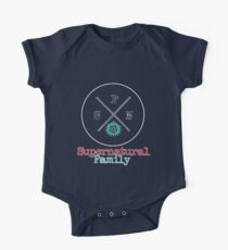 Supernatural Family One Piece - Short Sleeve