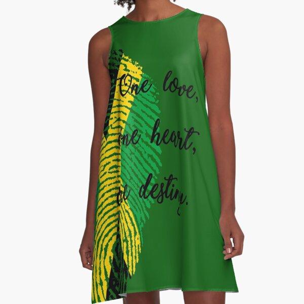 One love A-Line Dress