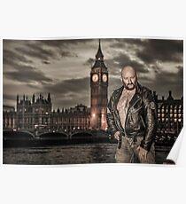 TROY - LONDON LEATHERMAN Poster