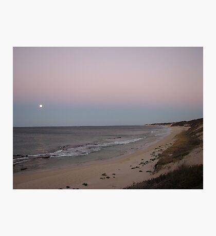 Septre Moon Photographic Print