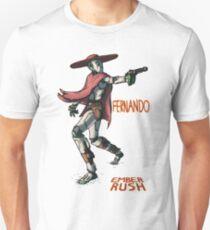 Ember Rush - Fernando Unisex T-Shirt