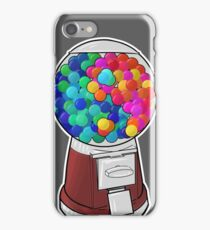 Yin Yang Gumballs iPhone Case/Skin