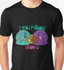 Locally-Owned Denny's Unisex T-Shirt