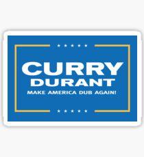 Make America Dub Again Sticker