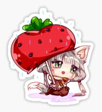 Strawberry Rain Sticker