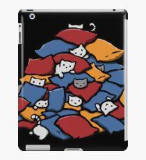 Cat Fort iPad Case/Skin