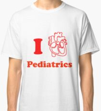 I Heart Pediatrics Classic T-Shirt