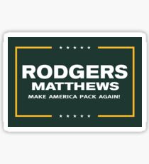 Make America Pack Again Sticker