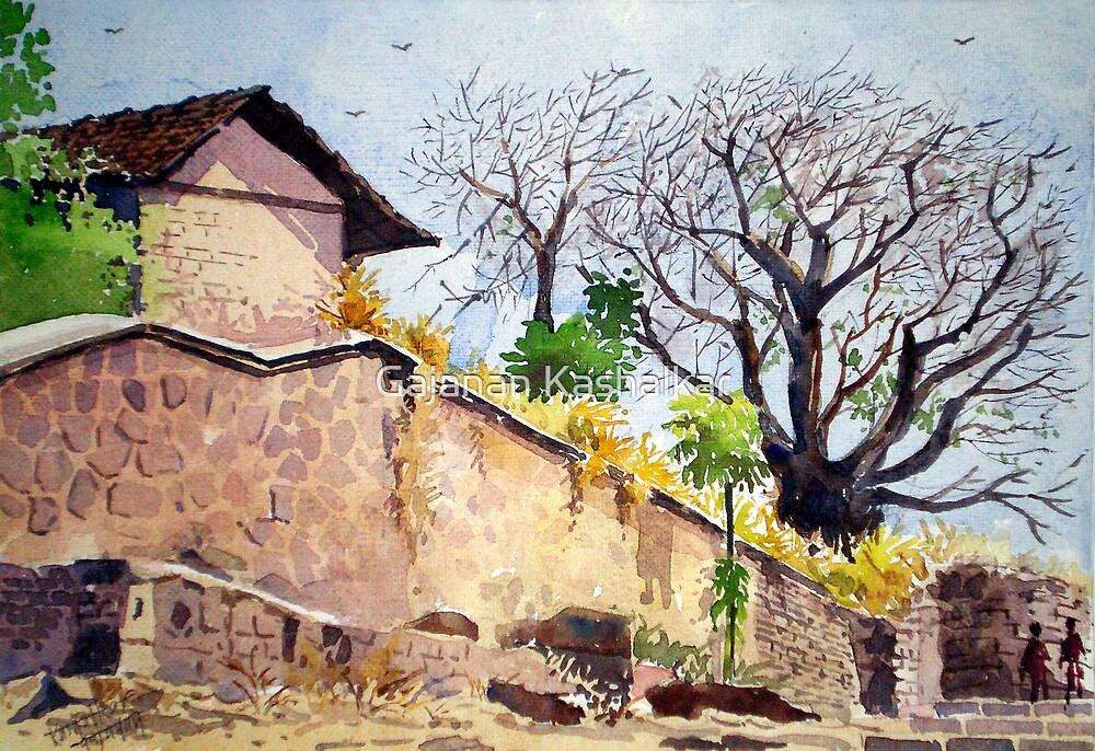 menavali, wai by Gajanan Kashalkar