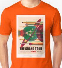 NASA JPL Space Tourism: The Grand Tour Unisex T-Shirt