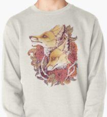 Rotfuchs-Blüte Pullover