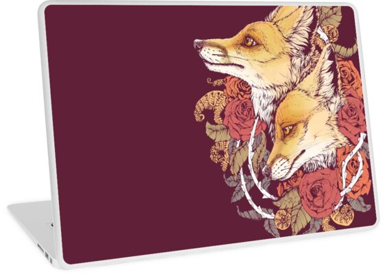 «Red Fox Bloom» de Kellie Lamphere