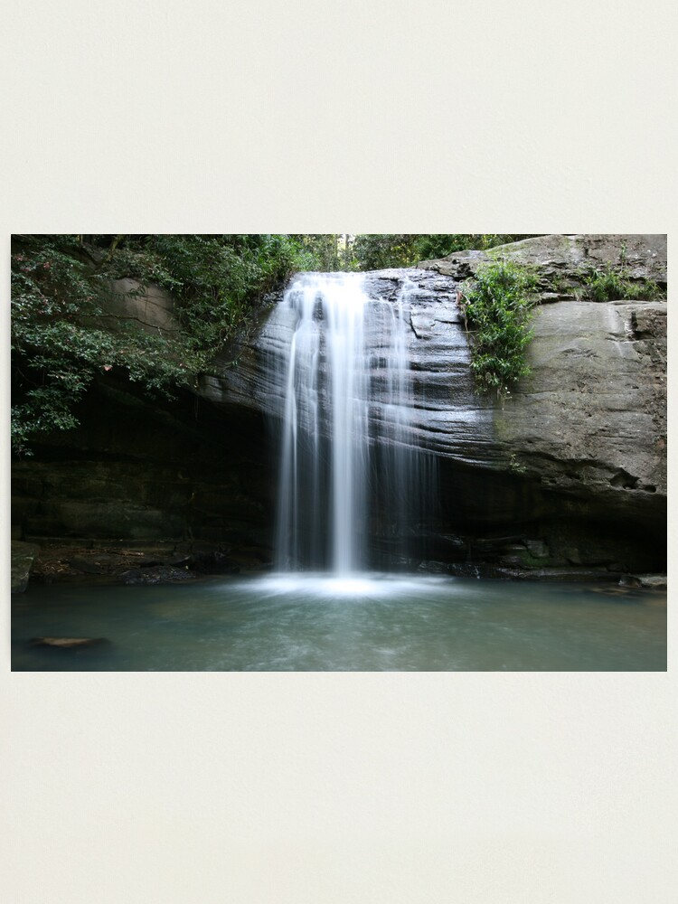 Alternate view of Serenity Falls Photographic Print