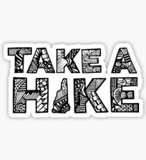 TAH_BOLD Sticker