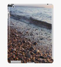 Waves on Lake Michigan iPad Case/Skin