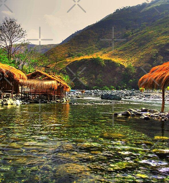 Gabaldon Huts by Ben Pacificar