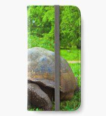Galapagos wildlife. iPhone Wallet/Case/Skin