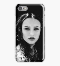 13 REASONS WHY - Katherine Langford  iPhone Case/Skin