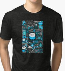 The Fault in Our Stars logo Tri-blend T-Shirt