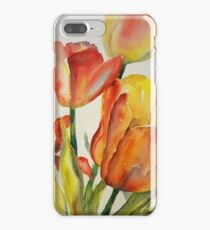 Spring Tulips iPhone 7 Plus Case