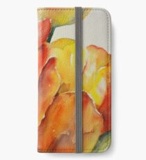 Spring Tulips iPhone Wallet/Case/Skin